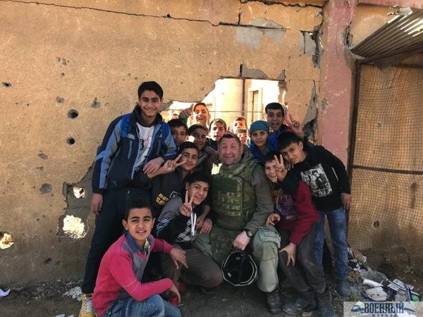 Сладков Сирия