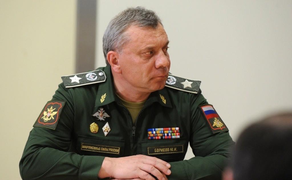 замминистра обороны РФ Юрий Борисов