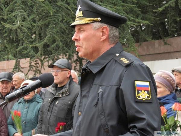 Адмирал Александр Витко