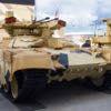 Боевые машины «Терминатор» в Африке