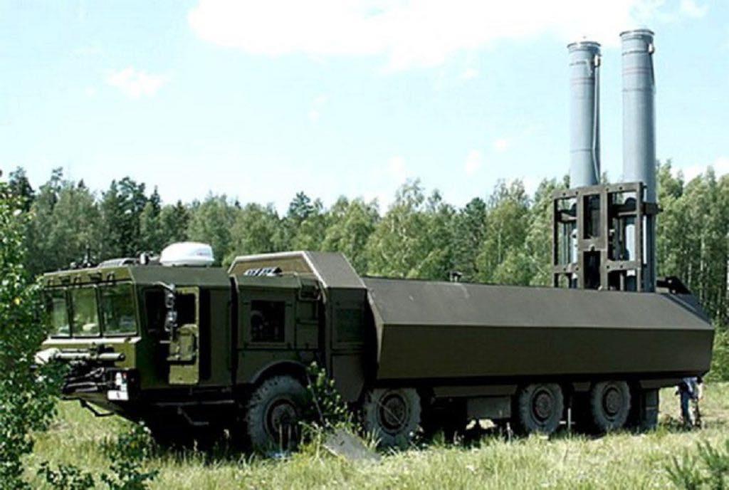 "Артиллерийская система ""Бастион"""