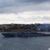 Сторожевики «Пытливый» и «Сметливый» проводят учения в Черном море