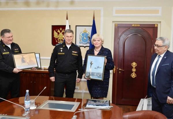 Степанов и Аитов у шефов