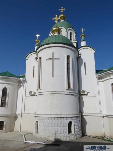 Храм во имя святителя Филиппа