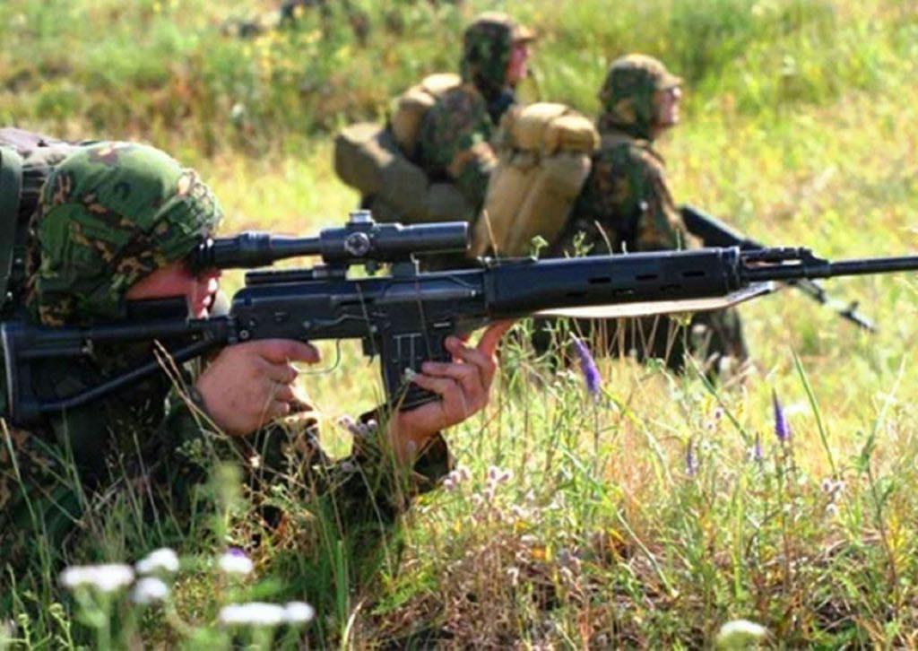 школа снайперов
