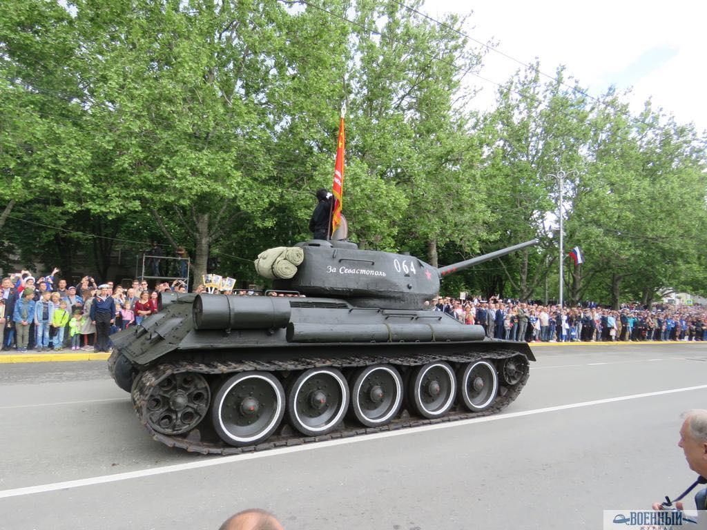 Легендарный танк