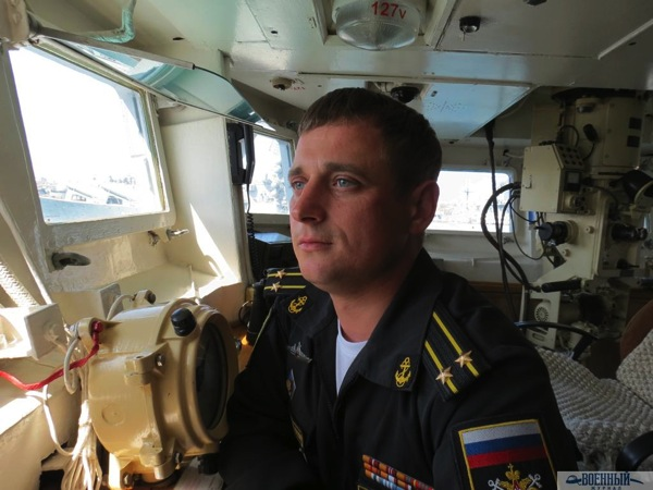 Иван Фадеев на ГКП