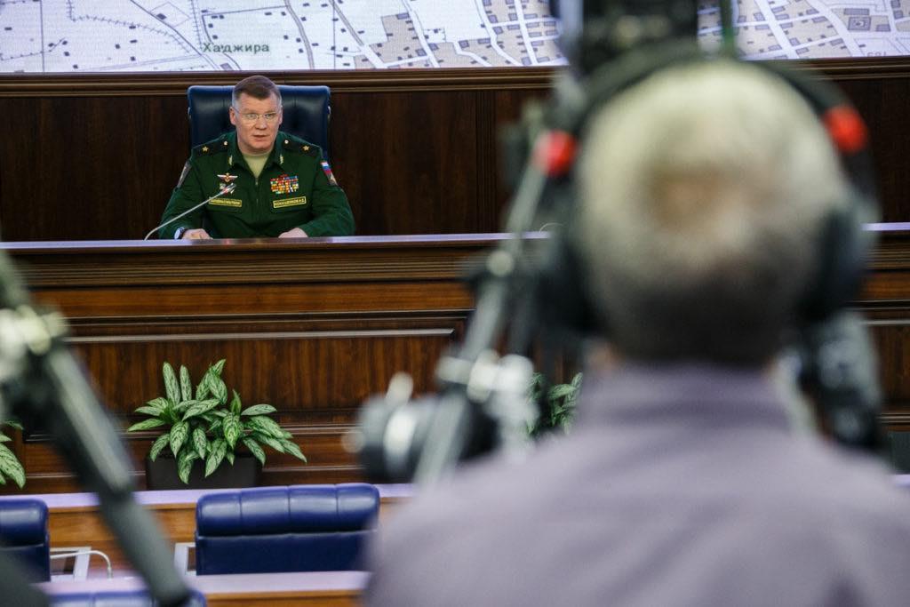 генерал-майор Игорь Конашенков