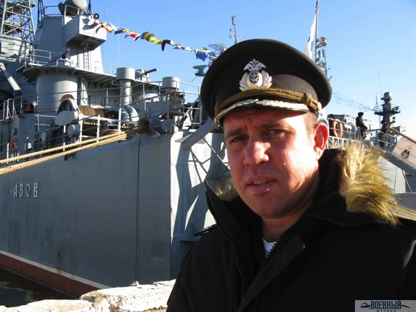 Сергей Луценков командир Азова