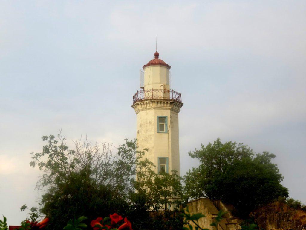 Дербентский маяк