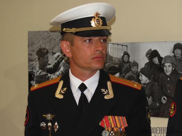 Подполковник Бернгард