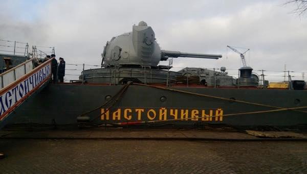 130-мм корабельные автоматические артустановки АК 130