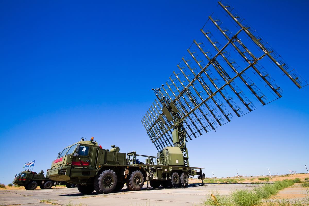 Крупнейшие города России прикрыли радиолокационными полями