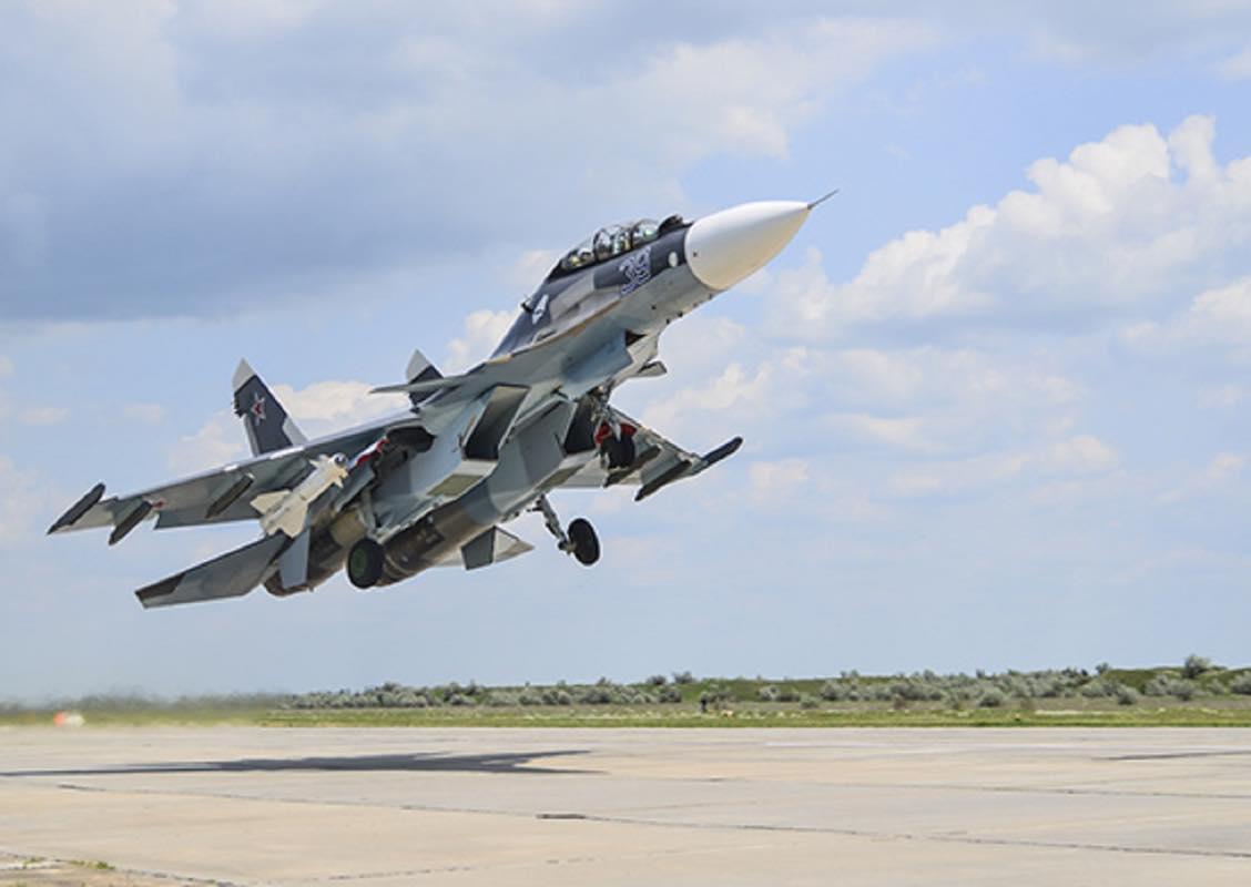 На Черноморском флоте проходит лётно-тактическое учение