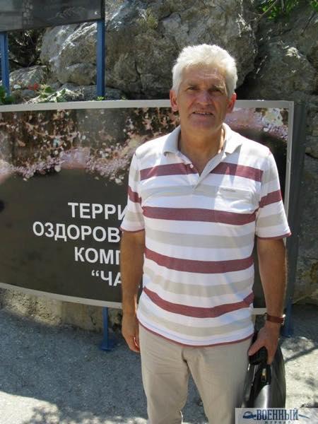 Павел Копытцев