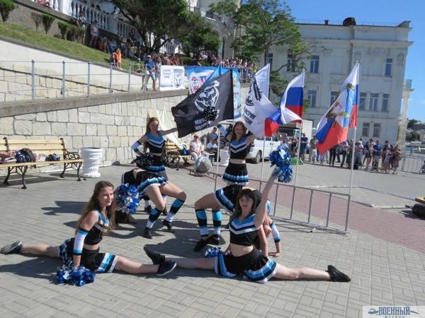 Группа поддержки СК Черноморец