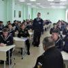 Главный штурман ВМФ России встретился с нахимовцами Владивостока