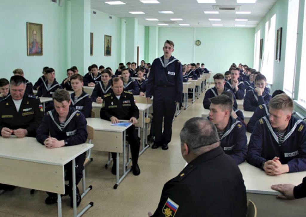 Владивостокский филиал Нахимовского военно-морского училища