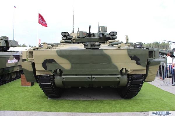 БМП на базе платформы «Курганец-25»