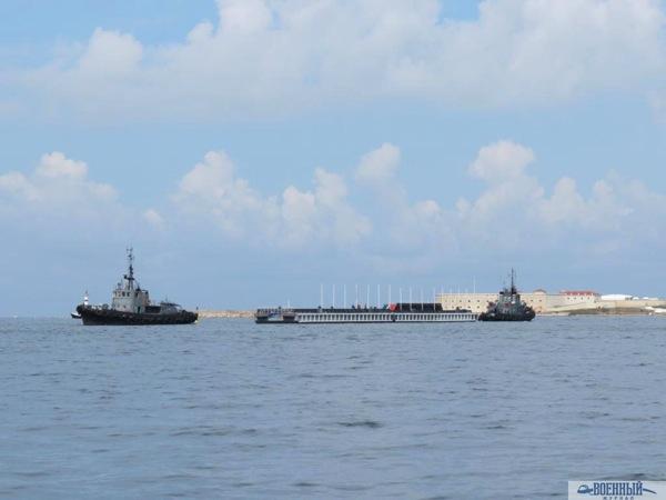 Черноморцы готовятся к парадам на День ВМФ