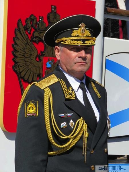 контр-адмирал Александр Гринкевич