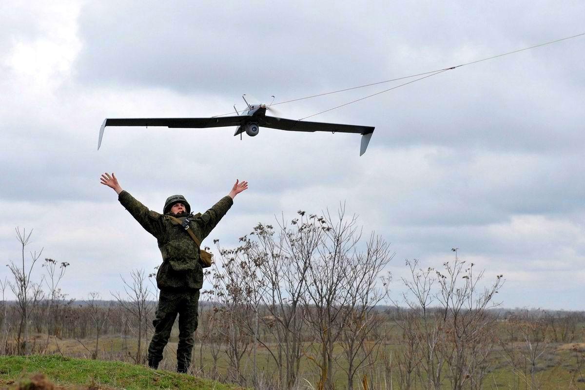 беспилотный летательный аппарат «Гранат-1»