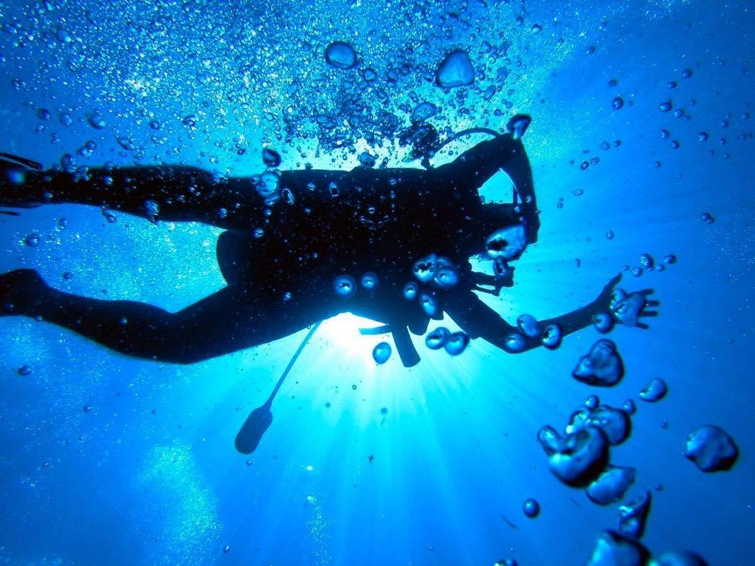 конкурс по водолазному многоборью «Глубина»