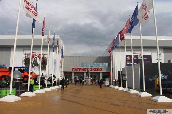 Форум Армия 2018 это свыше 600 тысяч квадратных метров выставочных площадей