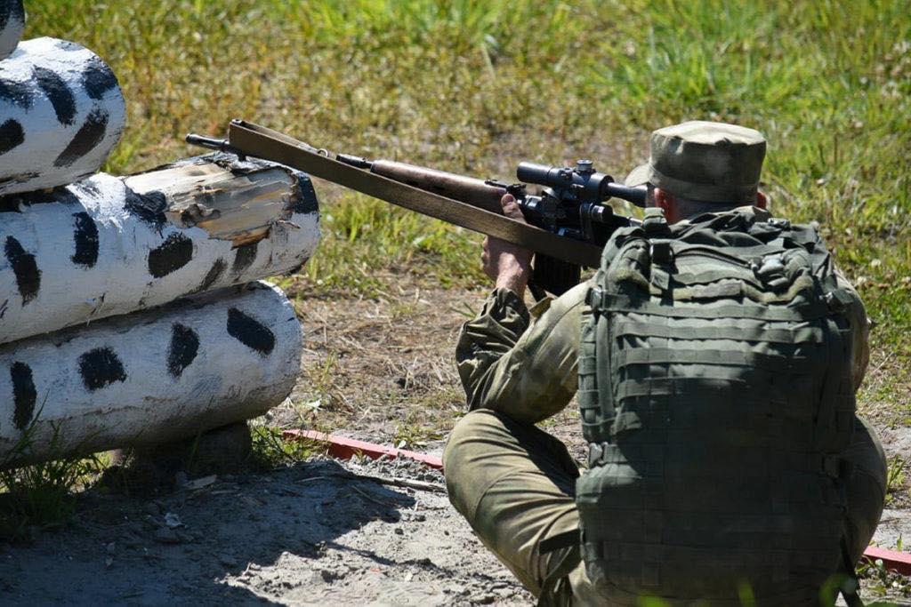 конкурс «Отличники войсковой разведки-2018»