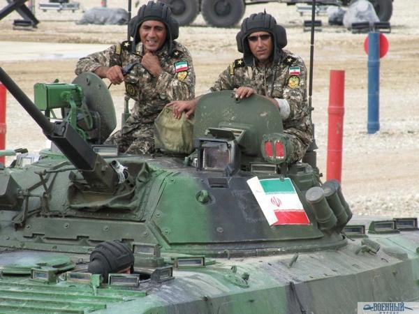 Иран – уже ветеран АрМИ
