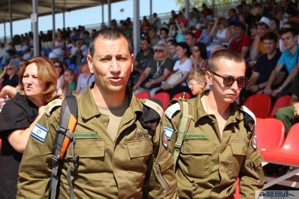 Израиль тоже присматривается к АрМИ
