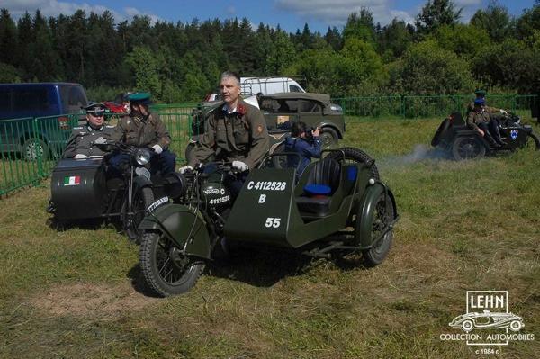Моторы Войны 2013