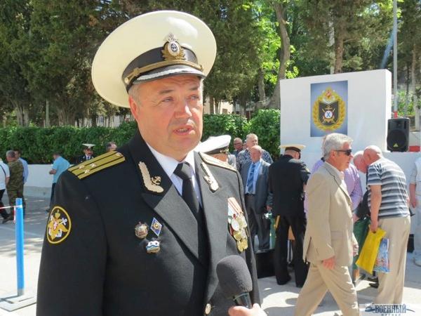 Николай Седов