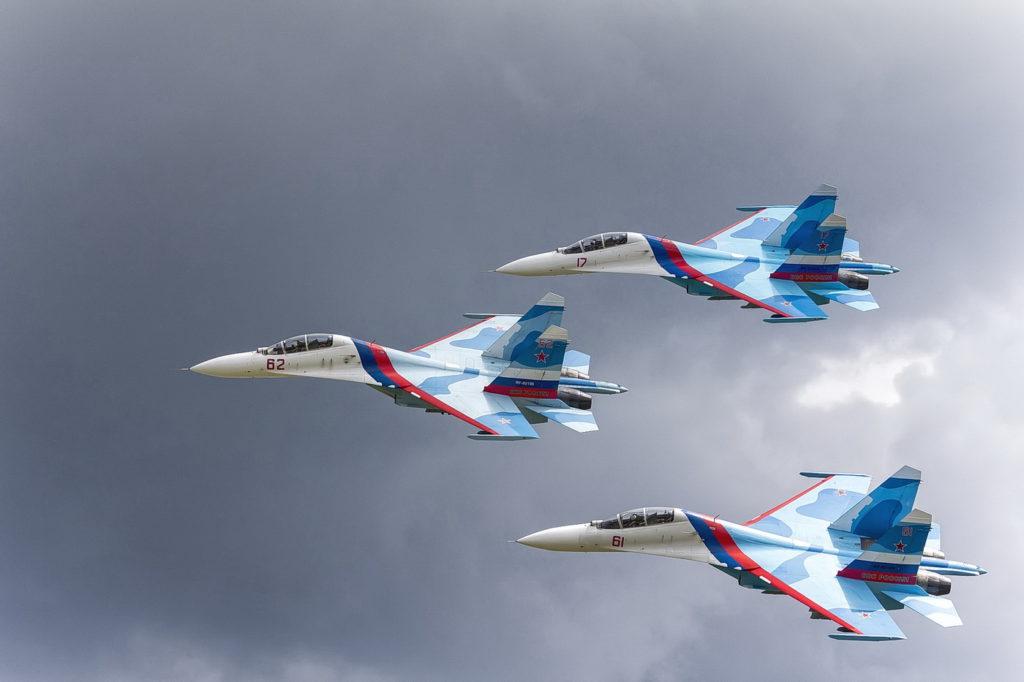 авиационная группа «Соколы России»