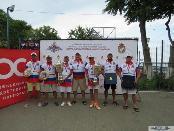 Победители и призеры с Затулиным