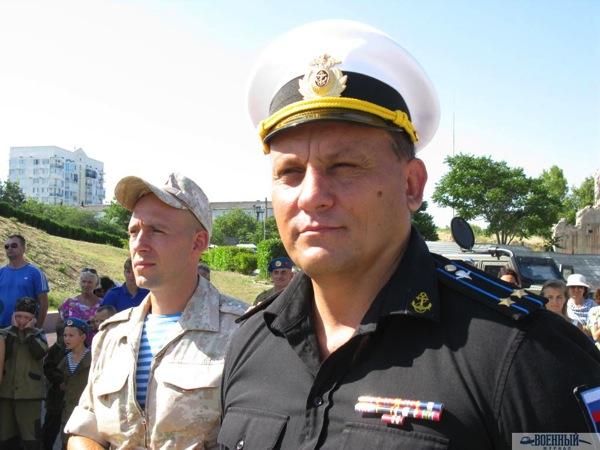 Подполковник Савельев