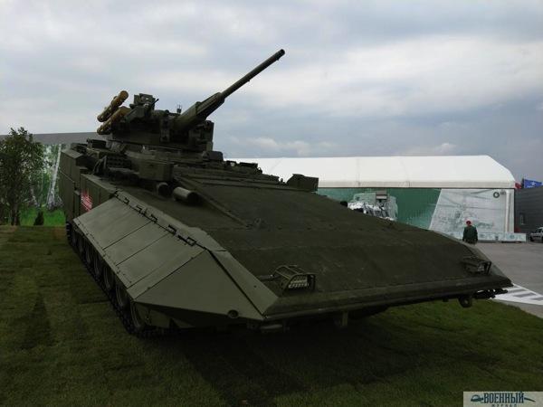 Тяжелая боевая машина пехоты Т 15
