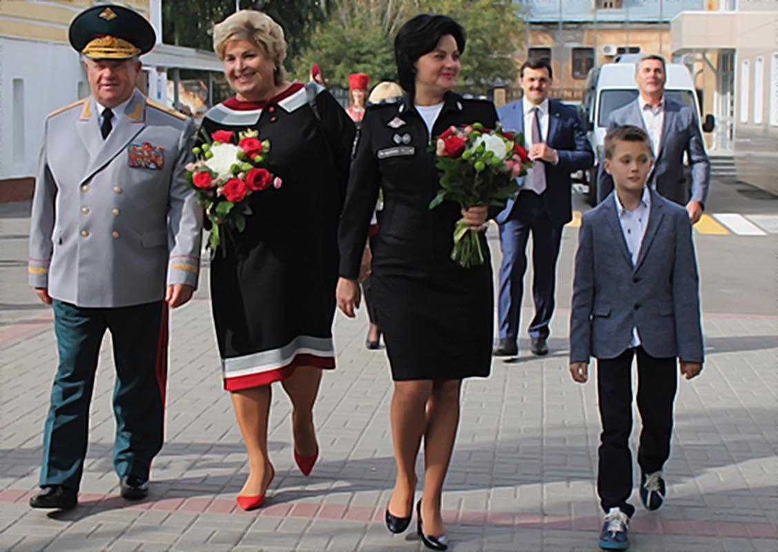 Заместитель Министра обороны Российской Федерации Татьяна Шевцова