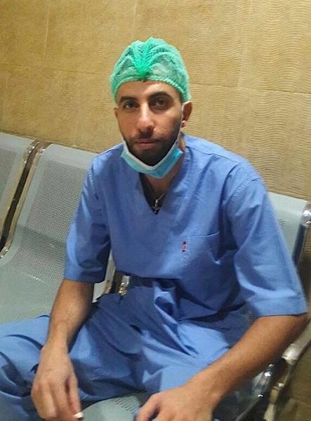 Сирийский врач Муса Есса