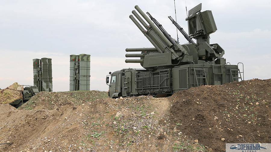 Военная база в Сирии РФ Хмеймим