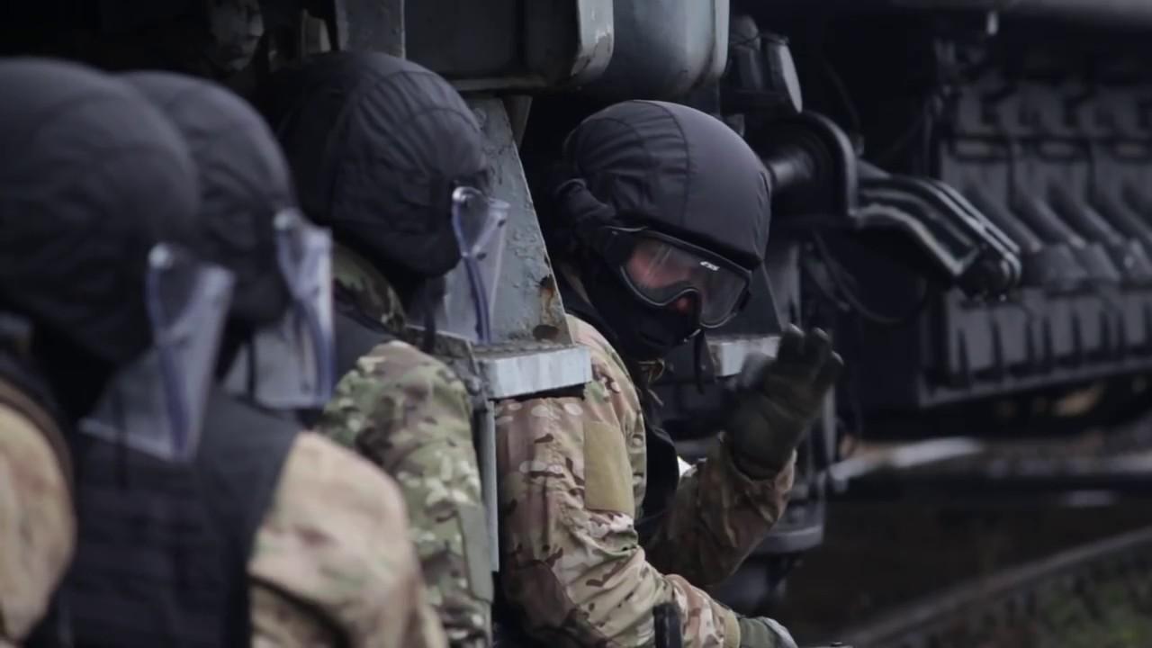 Тактико-специальное учение по противодействию терроризму