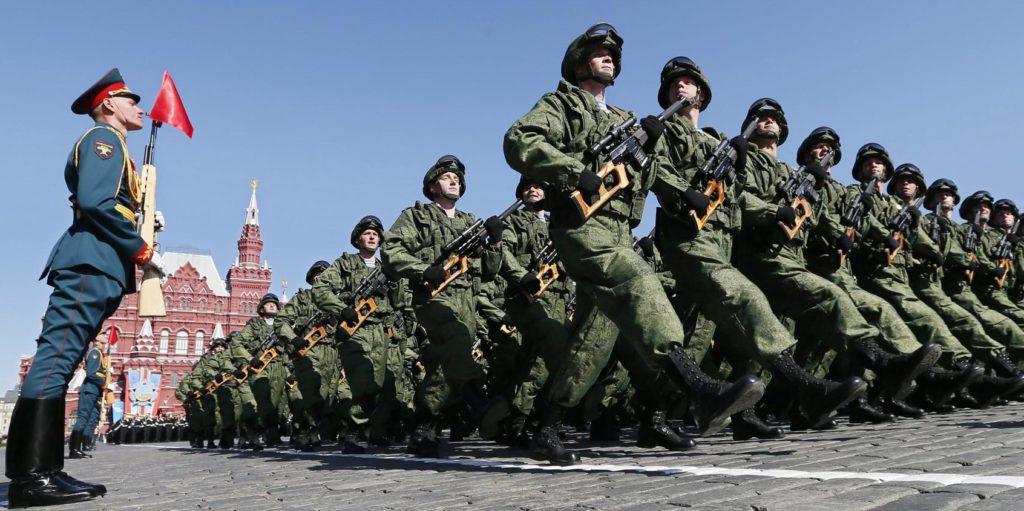 День 468-летия Сухопутных войск