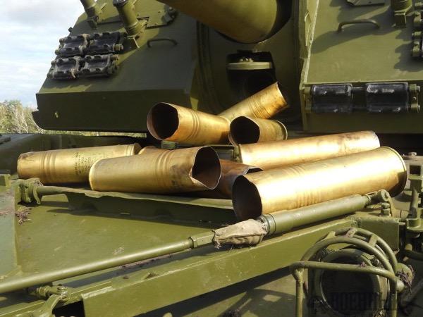 Самоходное артиллерийское орудие «Мста-С»
