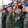 Российские десантники прибыли в Египет для участия в учении «Защитники Дружбы -2018»