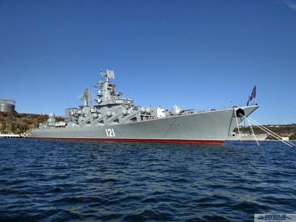 Ракетный щит Крыма