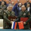 Министр обороны России дал высокую оценку российско-китайским отношениям