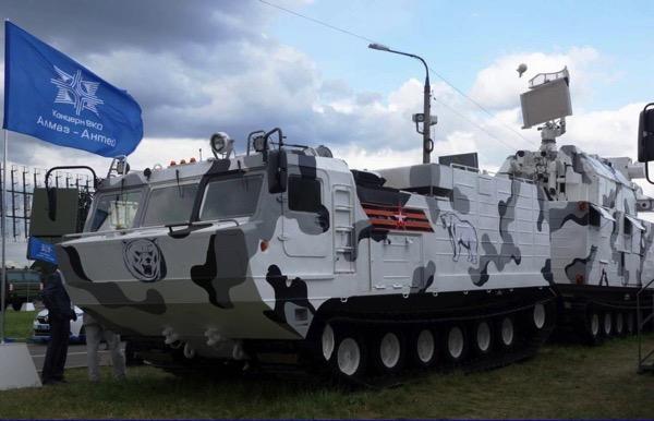 ЗРК «Тор-М2ДТ»